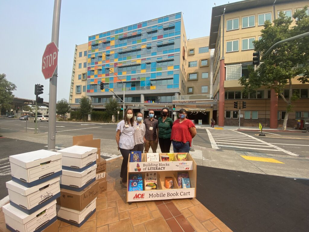 Oakland Book Donation